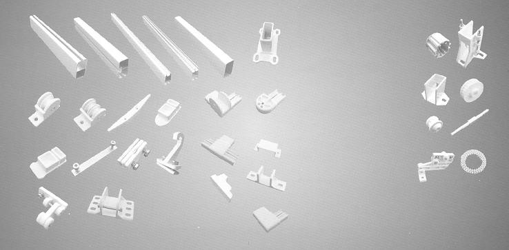 Toldos boadilla s l for Herrajes de aluminio para toldos